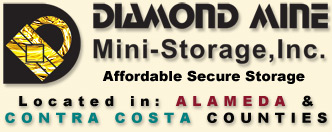 Mini Storage Alameda Contra Costa Union City Brentwood